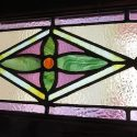 Stained Glass Transom