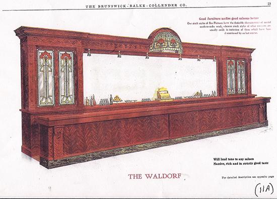 30 ft Brunswick Waldorf