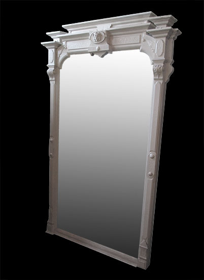 Painted Pier Mirrors From Music Hall