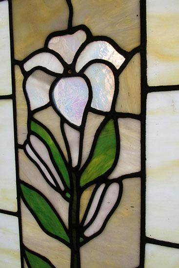 Tall Lily Window