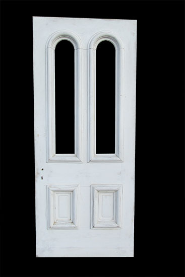 Italianate Victorian Front Door Wooden Nickel Antiques