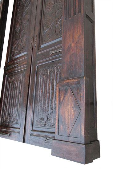 Double Door Surround