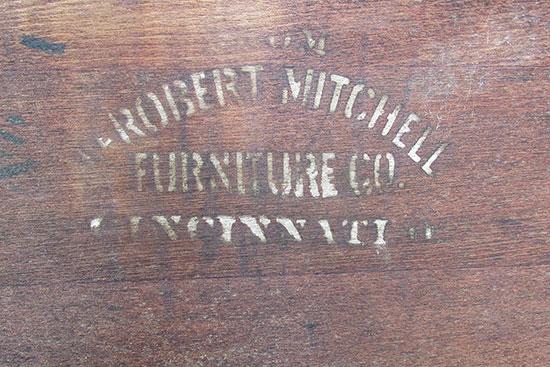 Robert Mitchell Table