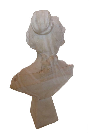 Small Marble Bust