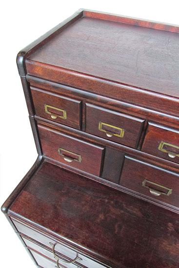 Step Back File Cabinet