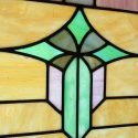 Arts & Crafts Window