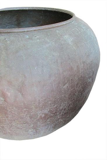 Xtra Lg Copper Pots