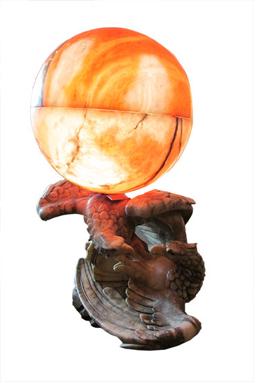 Onyx & Marble Light