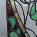 Stained & Beveled Window