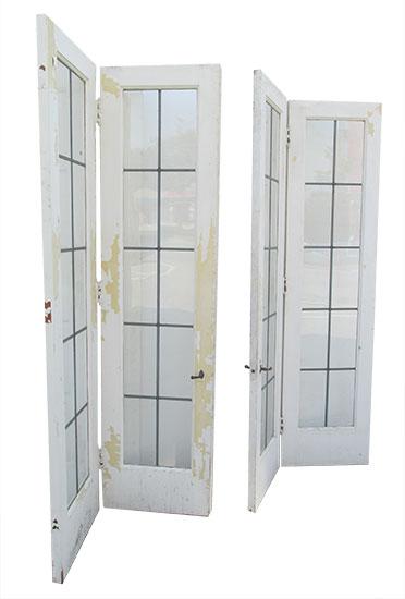 Four Bi-Hold Doors