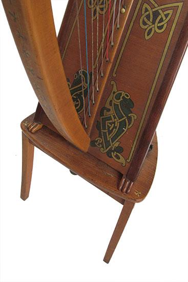 Clark Irish Harp