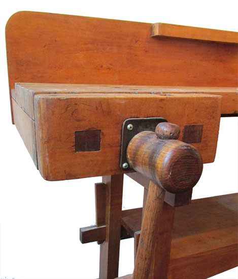 Maple Work Table