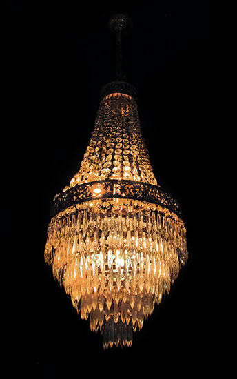 Crystral Chandelier