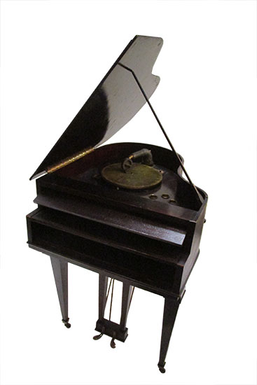 Baby Grand Phonograph