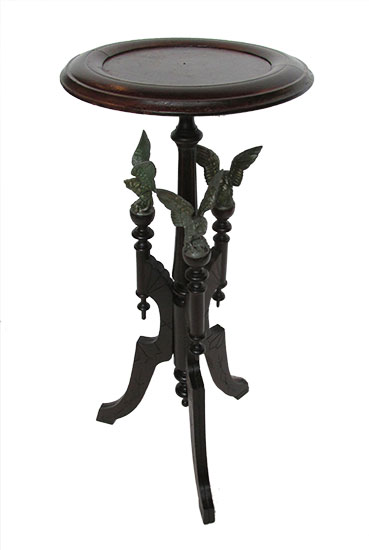 Side Table With Eagles