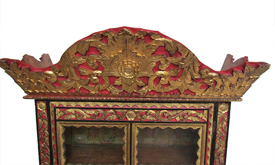 Gilt Cabinet