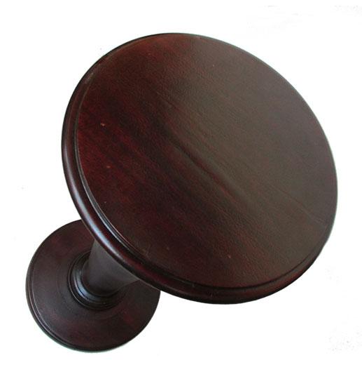 Classic Mahogany Pedestal