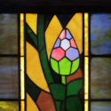 Multiple Stained Glass Panels
