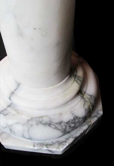Small Marble Pedestal
