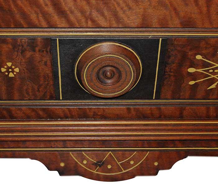 Classic Pool Table, Circa 1875