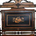 Two-Section Renaissance Revival Music Stand