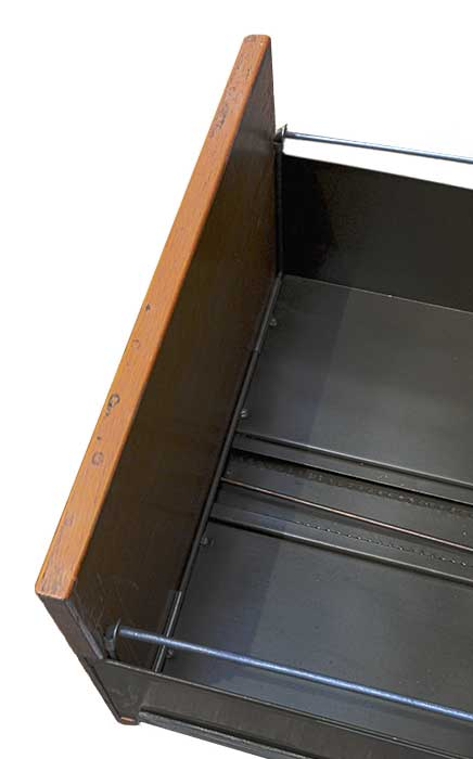 Four-Drawer Filing Cabinet