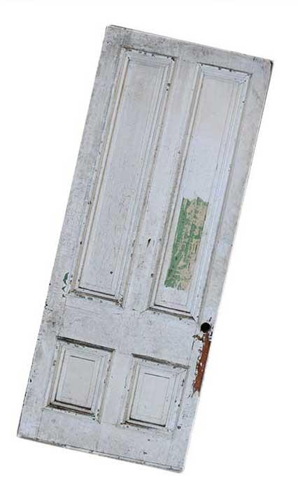 Set of Four Wood Doors