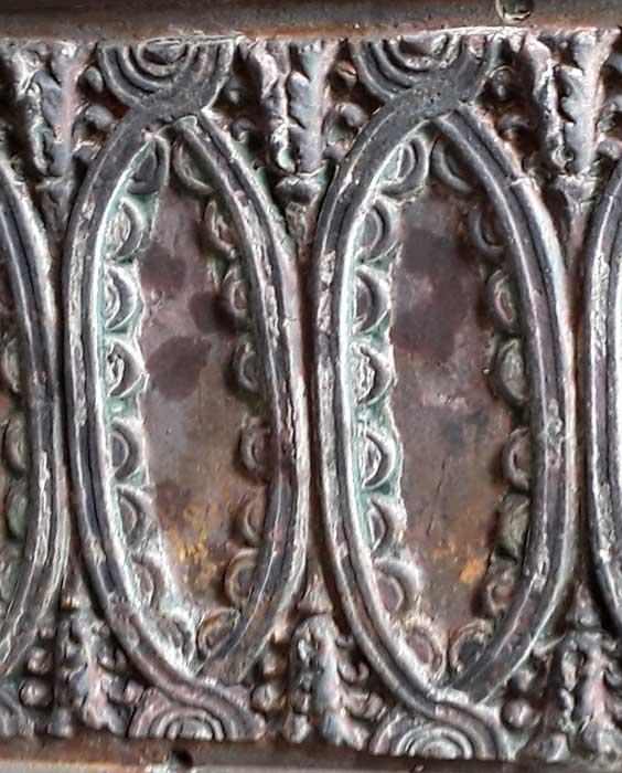 Cast Iron Building Facade