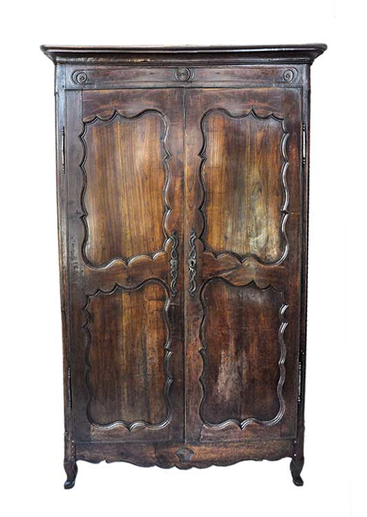 Tall French Armoire