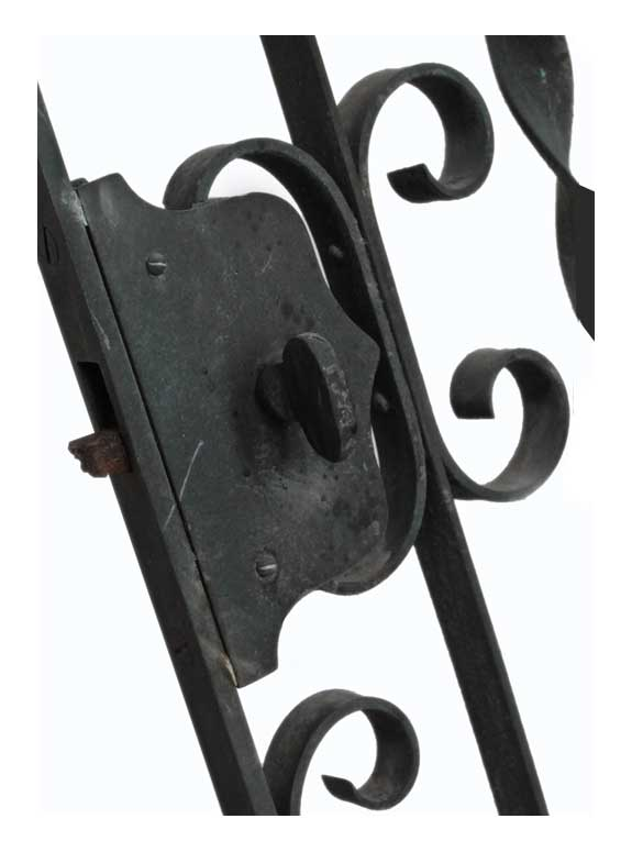Brass/Bronze Gate