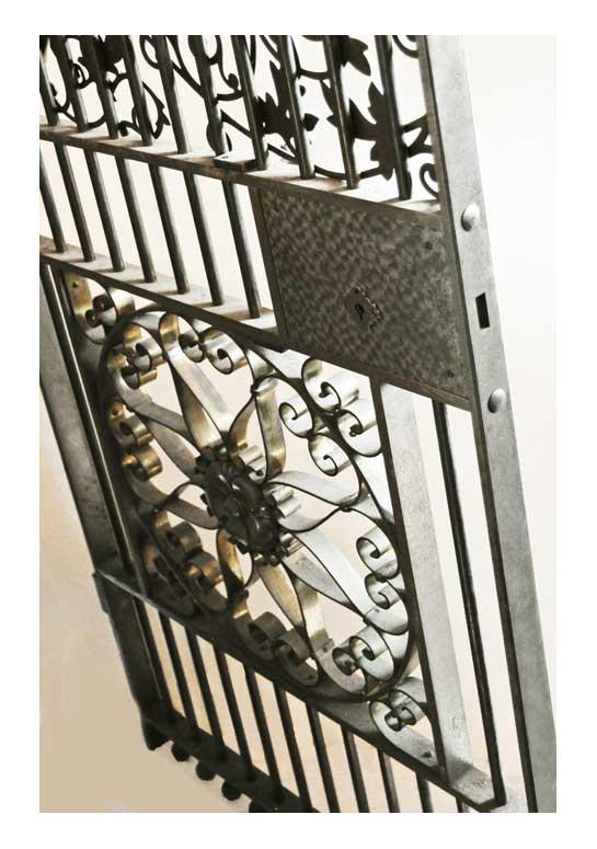 Impressive Metal Vault Door