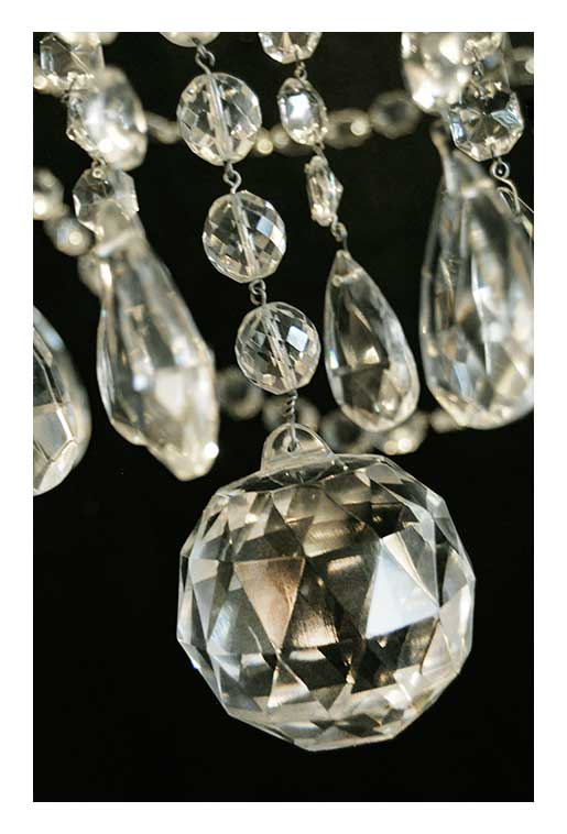 Stunning 12-Armed Crystal Chandelier