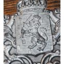 Mounted Metal Foundry Plaque