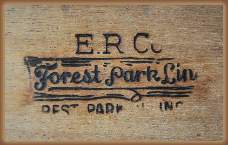 Vintage Cedar Chest, with Mahogany Frame, Circa 1918