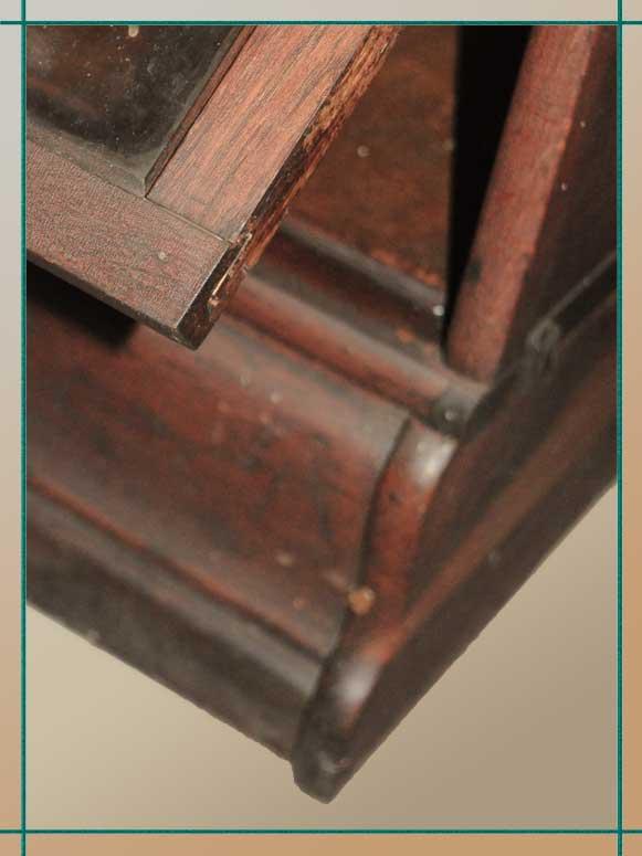 Four-Stack, Globe-Wernicke Oak Bookcase, with Original Finish