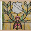 Colorful Stained & Beveled Combination Window